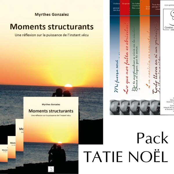 Illustration: Pack Tatie Noël Moments Structurants